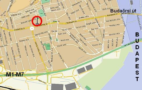 budapest térkép kelenföld Bűvész blog budapest térkép kelenföld
